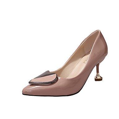RTRY Donna Tacchi Scarpe Formali Comfort Pu Cadere Office &Amp; Carriera Parte &Amp; Abito Da Sera A Piedi Scarpe Formali Comfort Stiletto Heelalmond US8 / EU39 / UK6 / CN39