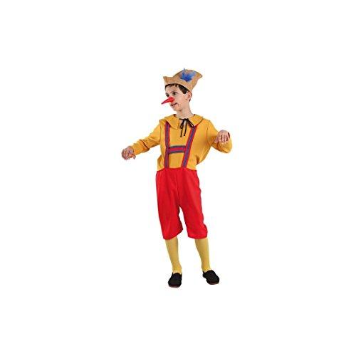 Disfraces FCR - Disfraz pinocho niño talla 4 años