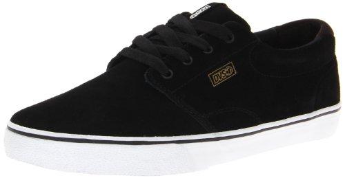 DVS Daewon 13 Ct, Chaussures de skateboard homme Noir (Black Suede)