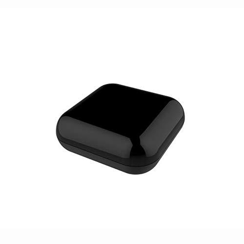 XSGDMN Wi-Fi Smart IR Control Hub, Smart Universal Remote Arbeit Mit Alexa, Google Home, Fernbedienung, Lernfunktion für TV, Projektor, Klimaanlage - Hub Wifi