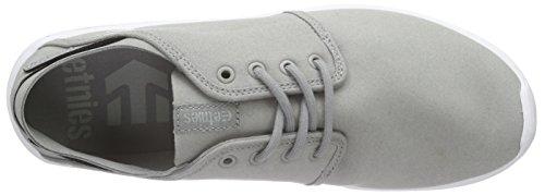 Etnies  Scout, Sneakers Basses homme Gris - Grey (Grey/Light Grey076)