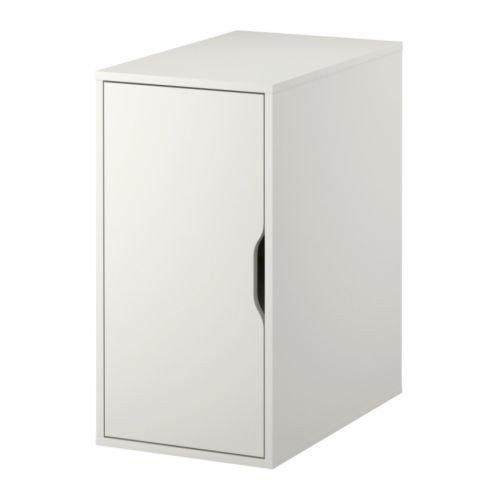 Ikea Alex Aufbewahrung in weiß; (36x70cm) -