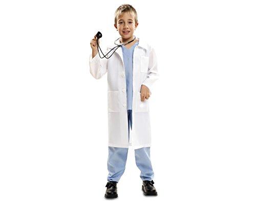 Imagen de my other me  disfraz médico infantil, 3 4 años  viving costumes mom02093