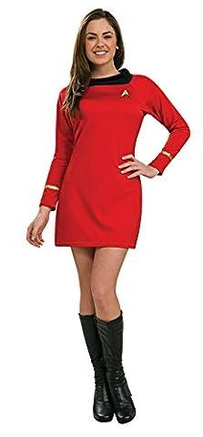 Costumes Star Trek Robe - Déguisement Femme Star Trek.