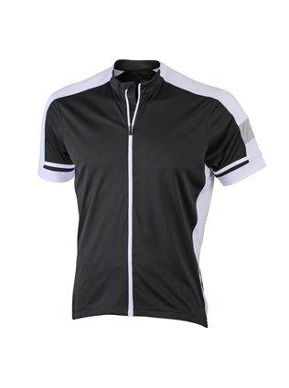Men's Bike-T Full Zip Black,S