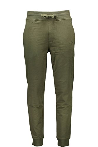 Aeronautica Militare Herren Hose Back Snitch Linea Fashion Underwear, Verde (Military Green), XL