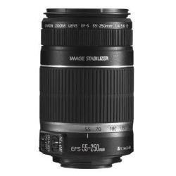 Galleria fotografica Canon EF-S55-250 4-5.6 IS Obiettivo