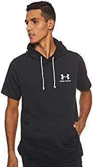 Under Armour Men's Sportstyle Terry Ss Hoo