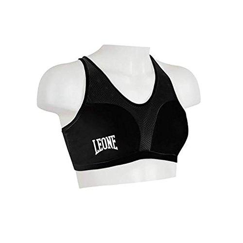 Leone Brustschutz aus Baumwolle S schwarz