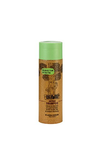 ÜBERWOOD® Aufbau Shampoo, 1er Pack (1 x 200ml)