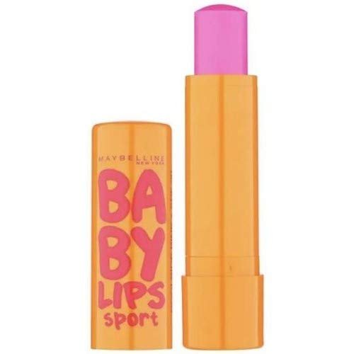 Baby Lips Sport Lippenbalsam - Poolside Pink