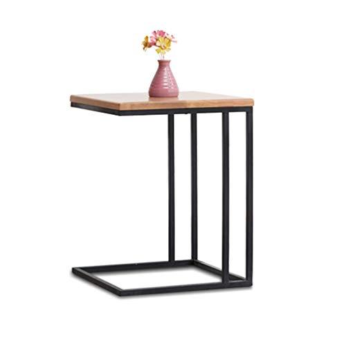 Tables Table Basse Table De Téléphone Table De Chevet Coin Nordique De Côté Fer Forgé Salon Canapé Table D'appoint Table Minimaliste Moderne Table À Thé Tables de dos de canapé