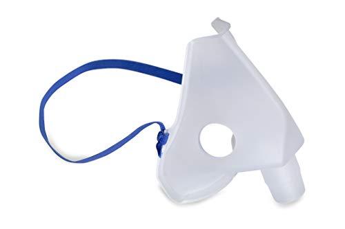 Omron-domaska2-Maske Erwachsene Hartplastik autoklavierbar Zerstäuber C28-C29-C30