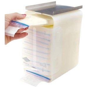 Fairhaven salud Milkies congelación organizar su leche materna (primera en...