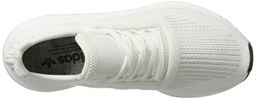 adidas Swift Run, Chaussures de Running Homme Blanc (Footwear White/Rose Crystal White/Core Black)