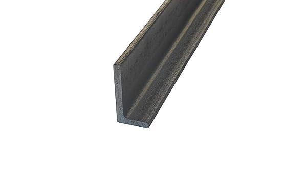 Abmessung 40 x 40 x 5 mm L/änge 150 cm S235 Winkel gleichschenklig gewalzt Oberfl/äche blank Stahl ST37 Winkelprofil roh