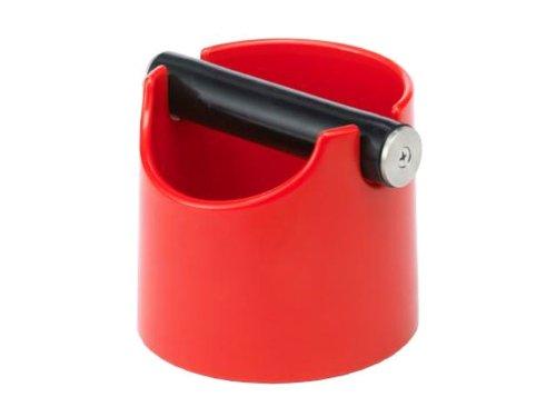 Concept-Art Abschlagbehälter / Knockbox Basic rot aus Kunststoff