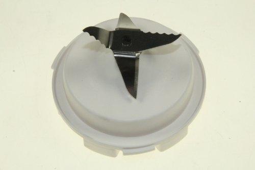 Seb–Sockel weiß + Messer–ss-192717