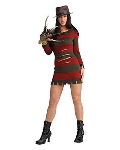 Mrs. Freddy Krüger Kostüm S/M