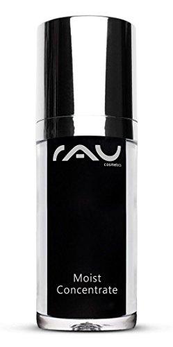 Rau Moist Concentrate Serum 30ml mit Sofort-Lifting-Effekt. Anti-Aging Feuchtigkeitscreme für Frauen & Herren. Gesichtscreme mit Hyaluronsäure.