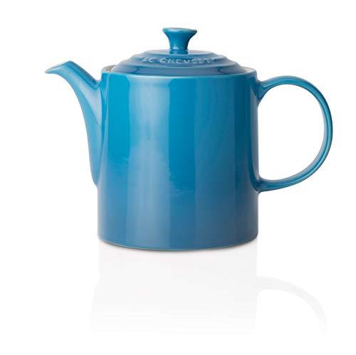 Le Creuset théière en céramique 1,3L Bleu Marseille