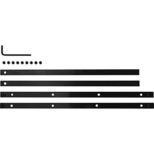 Makita p-20177Führungsschiene Anschluss Twin Set 1schwarz
