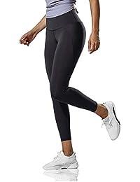 d6b41c499a CRZ YOGA Women's Hugged Feeling High Waist Tight Squat Proof Pants Workout  Leggings with Pocket-