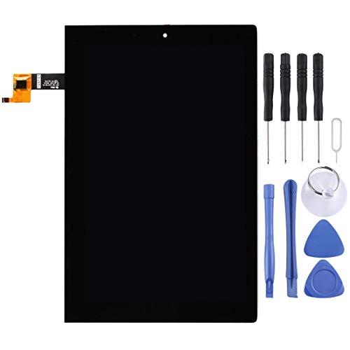 DIFZU Component Écran LCD et Digitizer Assemblée complète for Lenovo Yoga Tablet 2/1050 / 1050F / 1050L (Noir) (Couleur : Black)
