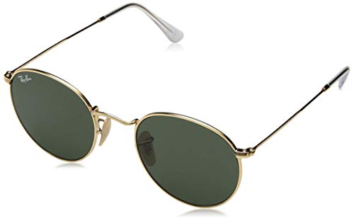 Ray-Ban Herren 0RB3447N 001 50 Sonnenbrille, Arista/Crystal Green,