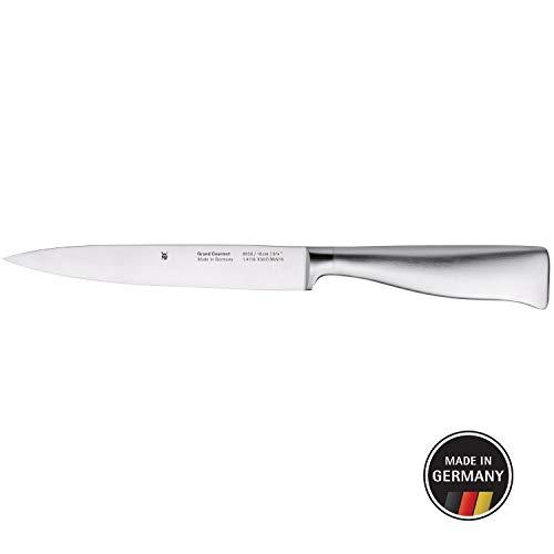 WMF Grand Gourmet Filiermesser flexibel 28,5 cm, Spezialklingenstahl, Made in Germany, Messer geschmiedet, Klinge 16 cm