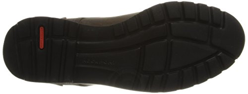 Rockport - Chaussures Colben pour hommes Brown Crazy Horse