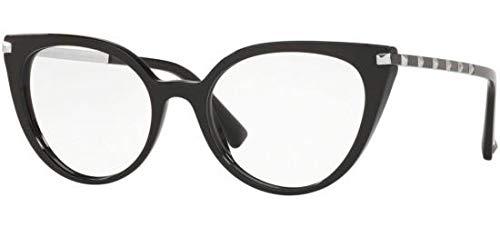 Valentino Brillen ROCKSTUD VA 3040 BLACK Damenbrillen