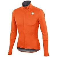 dd299f4bd83c SPORTFUL Fiandre Light Norain LS - Maglietta a Maniche Corte, Colore:  Arancione, XL