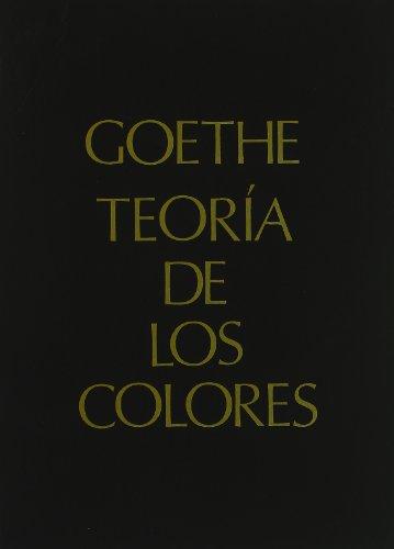 Teoria de los colores por Goethe