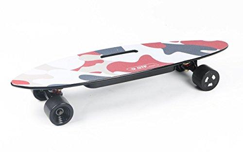 GTF jetskate Classic One Edition–hochwertige E-Skateboard mit 1Motor (1x 180W) und Fernbedienung