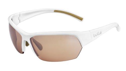 Bollé Sonnenbrille Ransom Shiny White, M/L