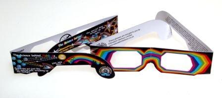 f5bb61c370 Children s rainbow diffraction glasses le meilleur prix dans Amazon ...