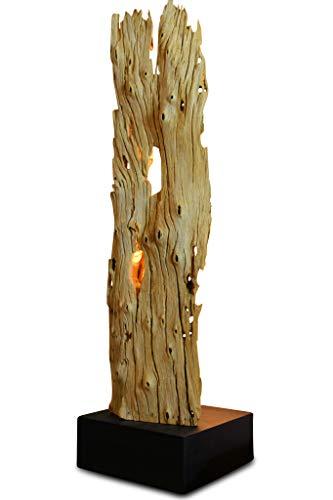 95cm Stehlampe/Tischlampe aus Treibholz SUPHANBURI von Kinaree -