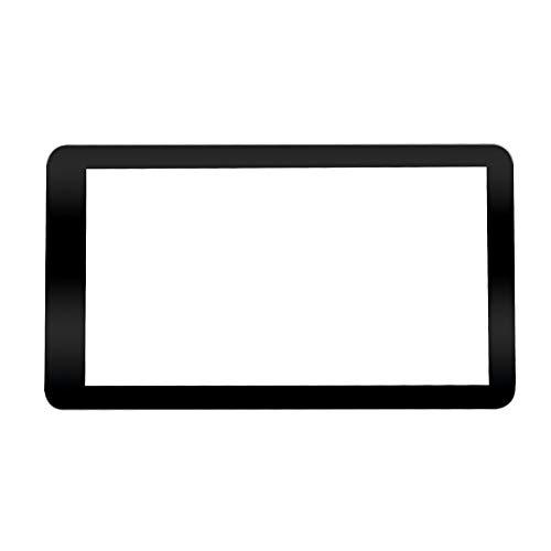 Docooler Pellicola protettiva per vetro 5,5 pollici 2K temprato per ANYCUBIC Photon WanHao Duplicator 7 Accessori per stampante SLA 3D