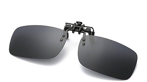Sonnenbrillen,DAUCO Clip On polarisierten Sonnenbrillen Stilvolle Sports