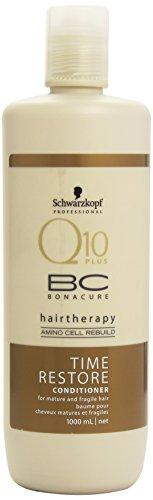 Schwarzkopf BC Time Restore Q10 Conditioner 1000 ml, 1er Pack (1 x 1 l)