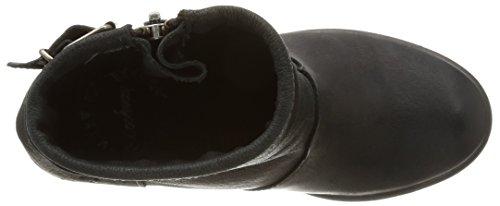 COOLWAY Mc22, Stivali Donna Nero (Black (nero))
