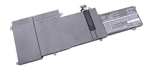 vhbw Batterie Li-Polymer 4750mAh (14.8V) pour Notebook ASUS ZenBook U500VZ, U500VZ-CN032H, UX51, UX51VZ, UX51VZA, UX51VZ-CM042P. Remplace: C42-UX51.