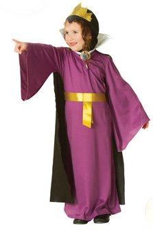Disney Princess-Kinder Kostüm Böse Königin Schneewittchen, S (Rubies Spain 884848-s) (Kostüm Königin Böse Kinder)