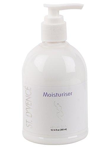 ST. D\'VENCÉ Body Moisturiser for All Skin Types enriched with Aloe Vera & Vitamin E - London (U.K) (300 ml)