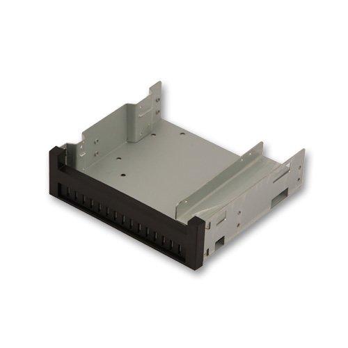"""Lindy 40513 - Adaptador de Montaje Universal para bahía de 5.25"""" para Discos Duros y Unidades de Disco óptico"""