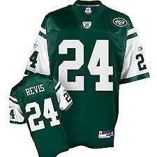 New York Jets NFL Maillot de Football américain-Darrelle Revis 24 petits NWOT pour homme