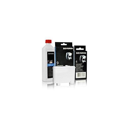 Severin Rundum- Pflege- Set für Kaffeevollautomaten