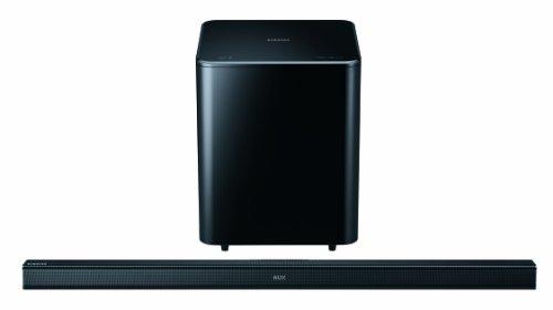 Die Soundbar von Samsung Electronics GmbH
