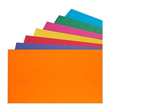 House of Card & Paper A2 Karton 220g/m² -Schwarz (50Blatt)